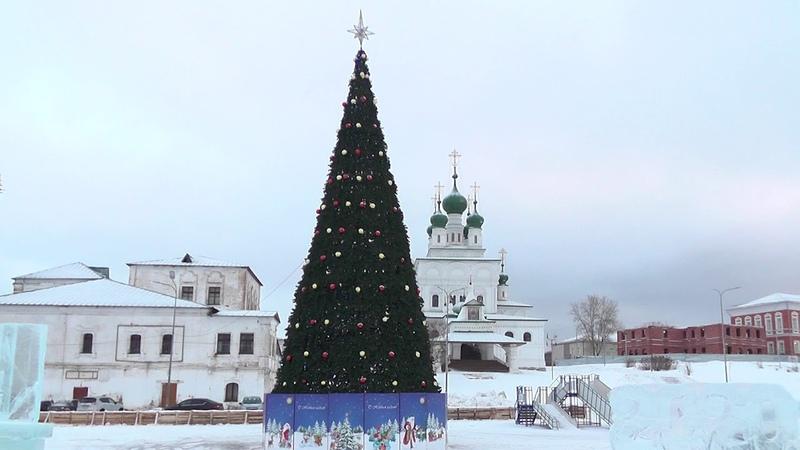 15 декабря ледовый городок обретет завершенный вид