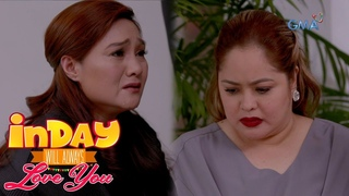 Inday Will Always Love You: Amanda kisses Marta's feet | Episode 91