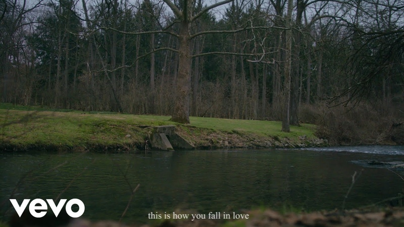 Jeremy Zucker Chelsea Cutler this is how you fall in love Official Lyric Video
