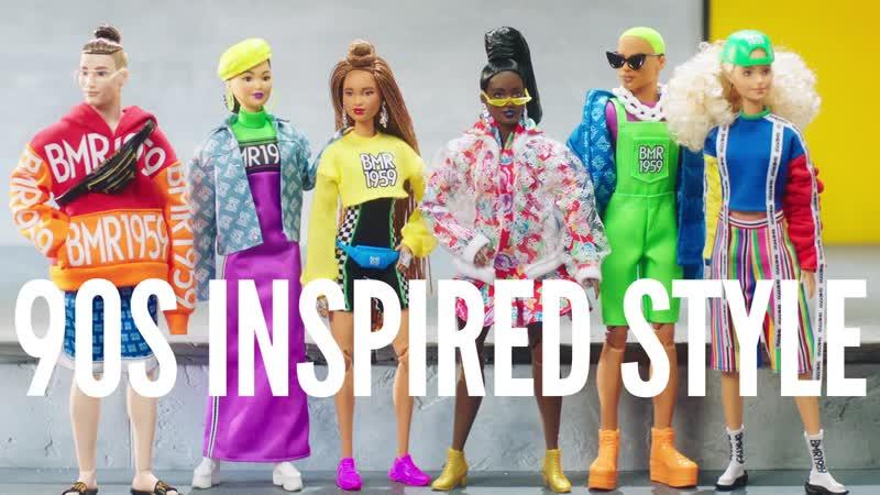 Introducing Barbie BMR1959 Dolls. MATTEL Commercial 2019