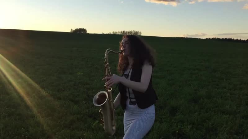 Don't be so shy/ Love me again/ I got love (cover on saxophone)