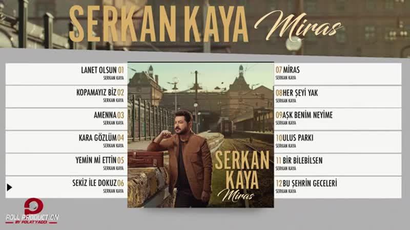 Serkan Kaya Sekiz İle Dokuz Official Audio mp4