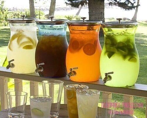 5 рецептов домашнего лимонада