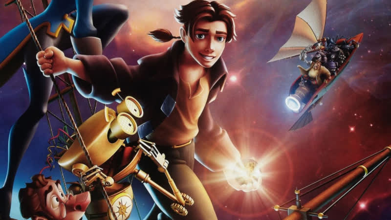 treasure planet full movie - 800×450