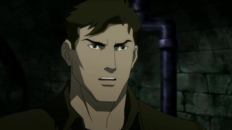 Batman humilha o Lanterna Verde Liga da Justiça Guerra