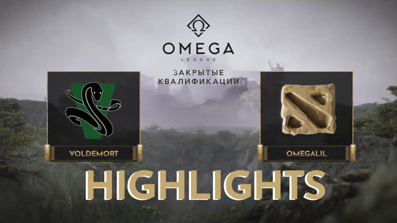 Voldemort vs Omegalil Highlights OMEGA League Europe CQ