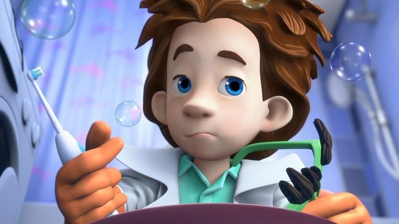 Фиксики Зубная щетка Познавательные мультики для детей