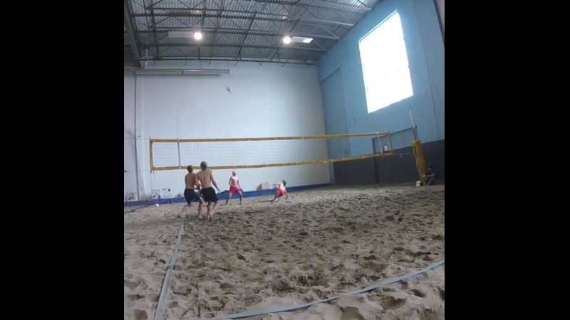 Волейбол 18
