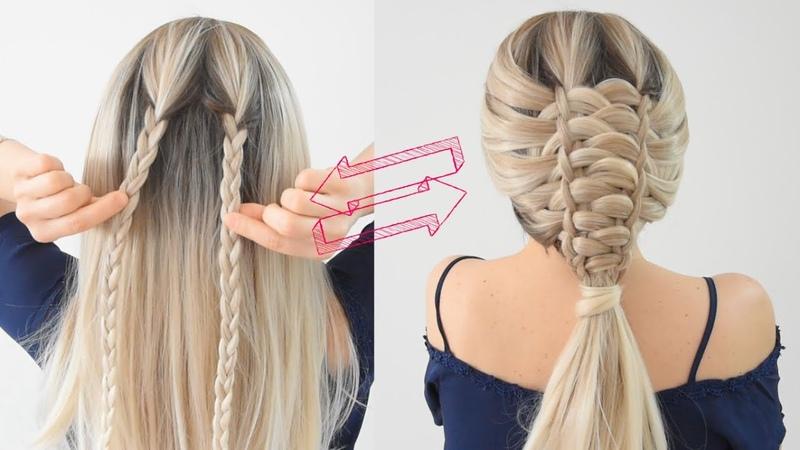 Acconciature FACILi capelli lunghi Estate 2020 | Summer Hairstyles 2020