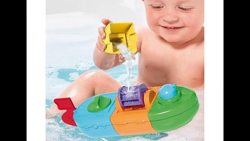 Эксперты и опытные родители рассказали об опасности игрушек для ванны
