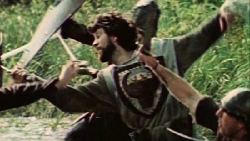 Высоцкий Песня не вошедшая в прокатную версию фильма Стрелы Робин Гуда часть 5