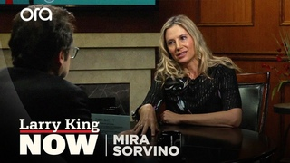 Mira Sorvino On 'Stuber', Human Trafficking, & Religion