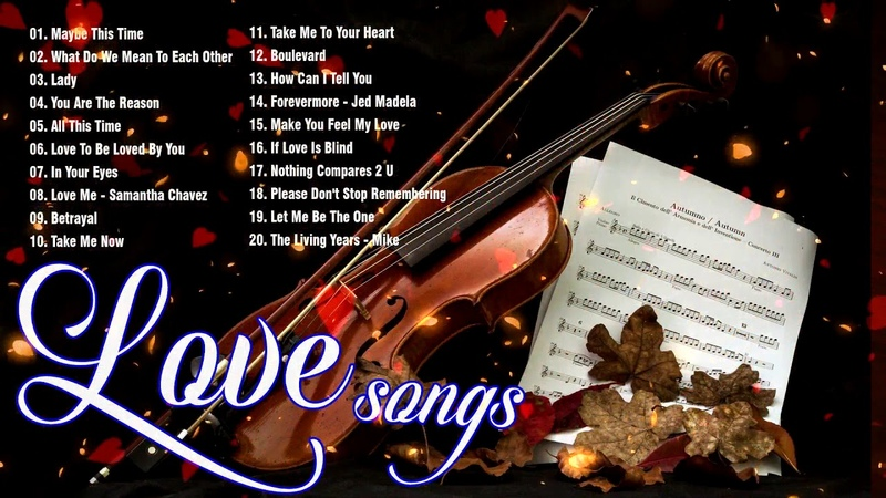 Most Old Beautiful love songs 70's 80's 90's ♪ Best Romantic Love Songs Of 80's and 90's