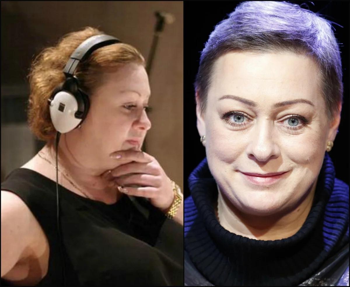 Актриса Мария Аронова похудела и преобразилась