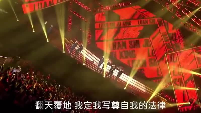 X玖少年团深圳演唱会 XNINE Shenzhen Concert 2018 《乱世巨星》