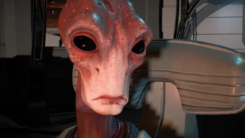 Mass Effect: Andromeda. Шли бы вы в каюту первопроходничать