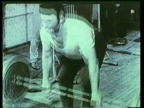 Кашпировский Винница 1970 Вес штанги 130 кг