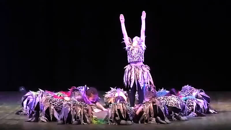 Торезский театр танца 3Т Подготовительная первая группа Зов джунглей