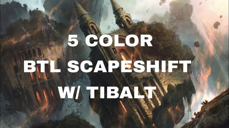 Modern Quick Hits 5 Color BTL Valki Scapeshift