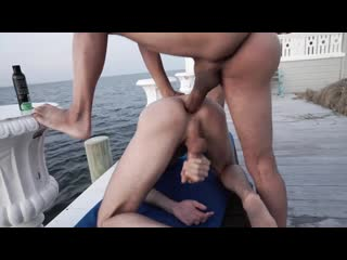 Lucas Entertainment - Tearing Up Some Ass - Rafael Alencar Destroys Tanner Tomas