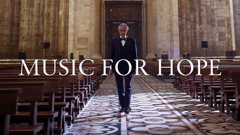 Andrea Bocelli Music For Hope Live From Duomo di Milano