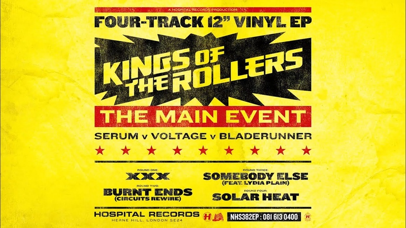 Kings Of The Rollers Burnt Ends Circuits Rewire