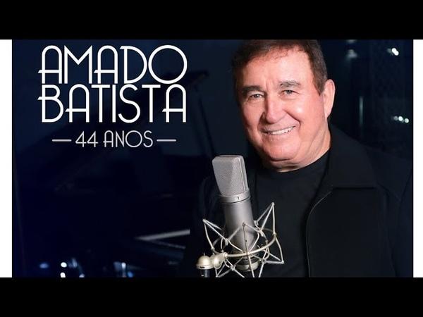 Amado Batista as 3 músicas inéditas de 2019 44 anos de carreira