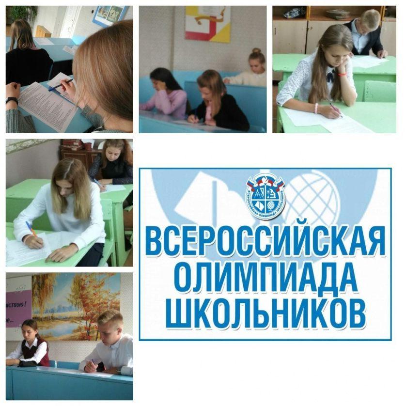 В Петровском районе стартовал школьный этап Всероссийской олимпиады