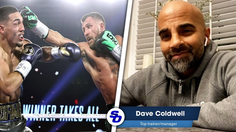 BULLSH*T! LOMACHENKO STILL A GENIUS Dave Coldwell on THE FAB FOUR