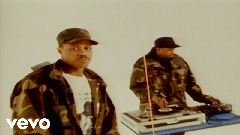 Gang Starr Who's Gonna Take The Weight