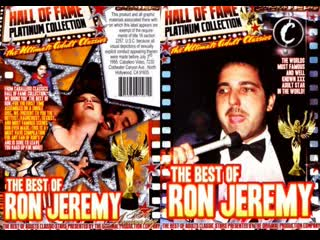 Caballero Hall of Fame Best of Ron Jeremy (1980's)