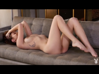 Skye Blue - casual chic [2018 г., Erotic, Solo, Nude, Posing, 10