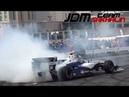 Дрифт на F1,GTR Concept,Honda NSX Concept на фестивале Авто Спорта в Японии! Яп. будни ч.49