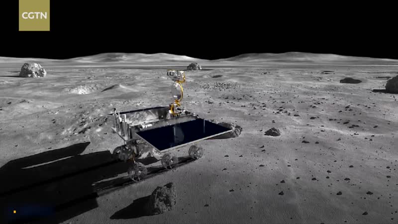 Chinas Change 4 probe resumes work for 16th lunar day