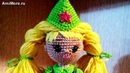 Амигуруми схема Боевая медсестричка. Игрушки вязаные крючком - Free crochet patterns.