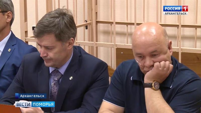 Суд рассматривает дело о даче взятки экс-начальнику управления тылового обеспечения Игорю Лебедеву