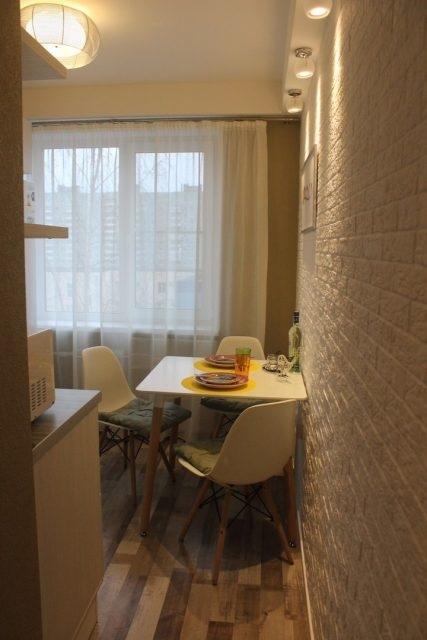 Как было и как стало. Наш скромный ремонт на небольшой кухне (площадь 6 кв. м.)