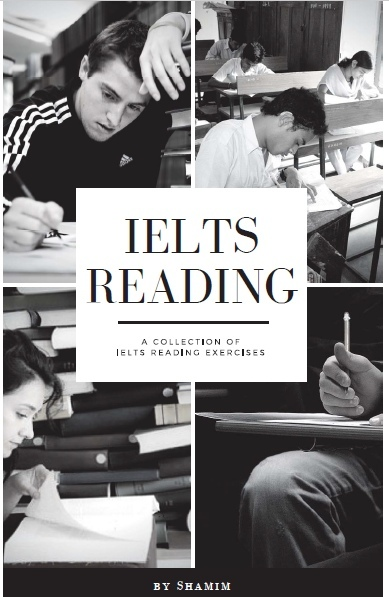 shamim ielts reading a collection of ielts reading exercises