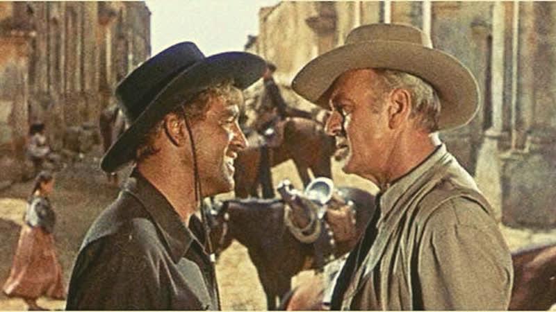 Vera Cruz mit Gary Cooper und Burt Lancaster (Westernklassiker aus dem Jahre 1954) DEUTSCH (German)
