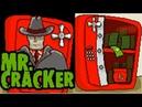 Mr. Cracker JAVA ИГРА (Qplaze 2003 год) Цветная Версия