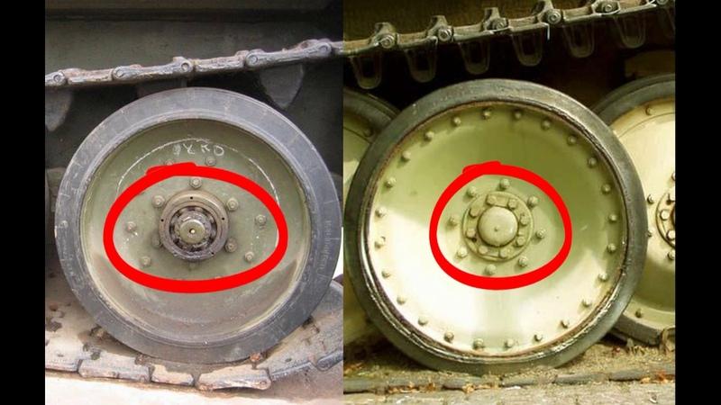 Малоизвестные факты о танке Т 34 Как на танк устанавливали опорные катки от Пантеры