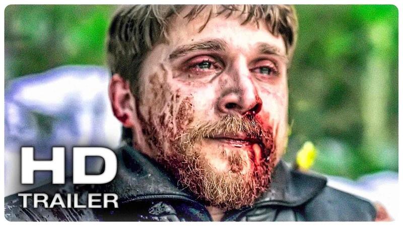 КРАСНАЯ ТОЧКА Русский трейлер 1 2021 Йоханнес Кунке Netflix Фильм HD