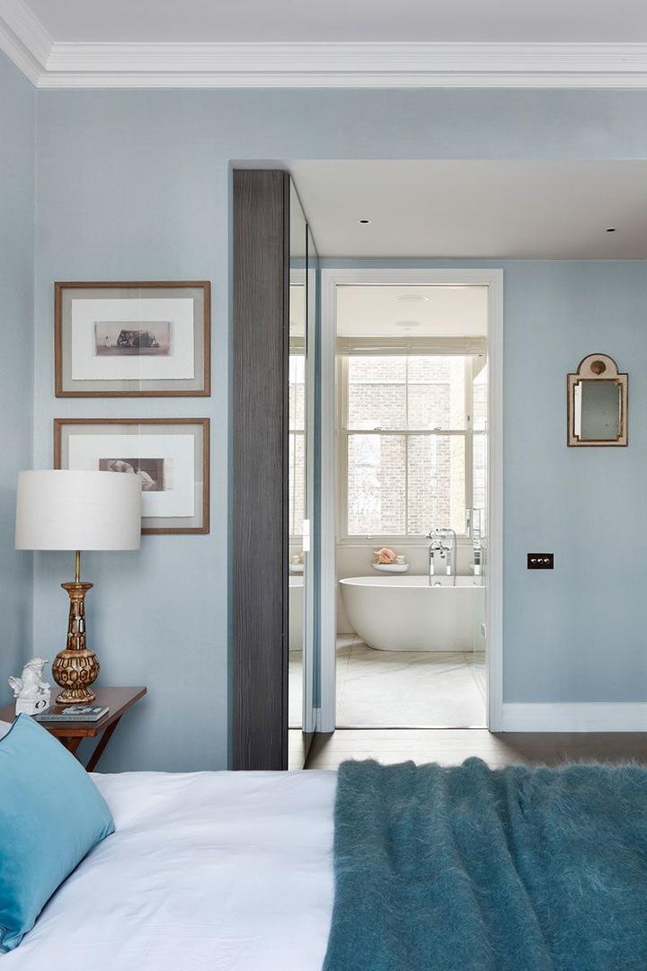 Яркий дизайн дома для семьи в Лондоне || 01