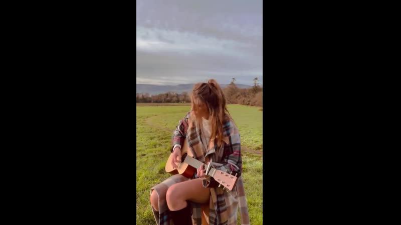 Catherine McGrath evermore cover