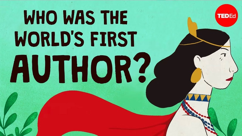 Who was the world's first author Soraya Field Fiorio
