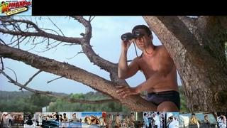 Жандарм из Сен-Тропе (1964). Ловля нудистов