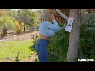 Amber Alena - Lost Lil Humper [All Sex, Hardcore, Blowjob, MILF, Big Tits]
