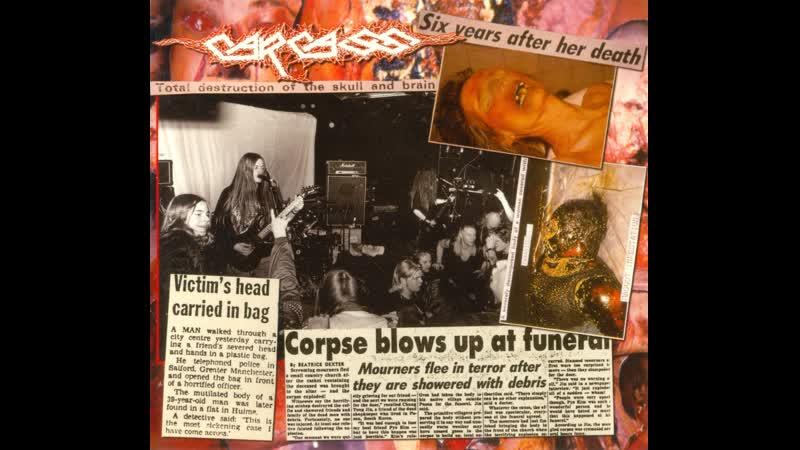 Carcass The Pathologist's Report Part II Propagation Bonus DVD 2008
