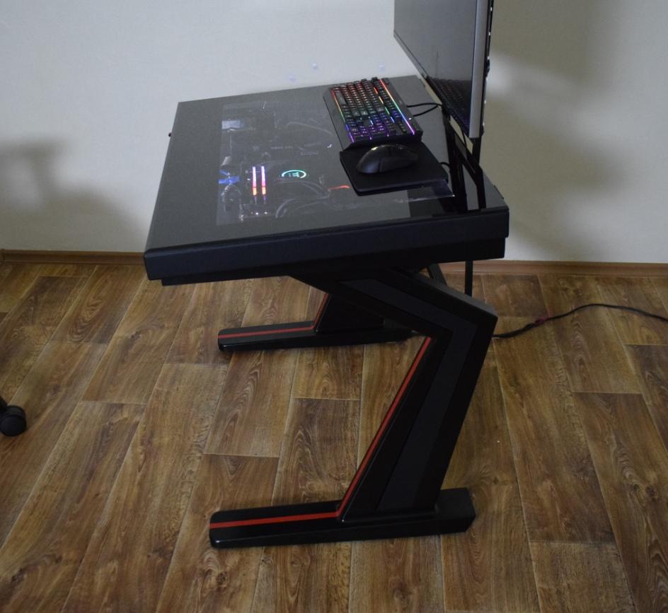 Компьютер в столе своими руками!