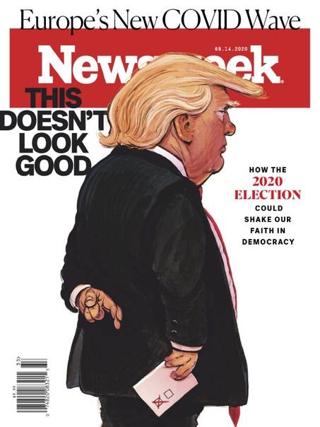 Newsweek - 08.14.2020